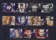 GB 2013 DR WHO STAMP SET