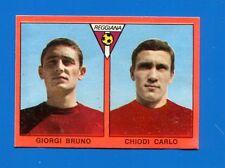 CALCIATORI Mira 1967-68 - Figurina-Sticker - GIORGI-CHIODI - REGGIANA -Rec