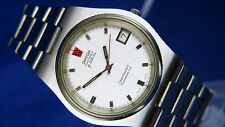 1970s Vintage Omega Seamaster Chronometer Electronic F300Hz Watch NEVER WORN NOS