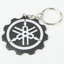 New Cool Keyring Keychain Key Chain Pendant For Motorcycle YAMAHA black