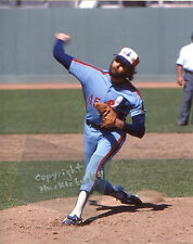STEVE ROGERS Photo in action 1980 Montreal Expos (c)  All Star