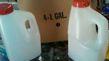 Four-One gallon plastic jugs with lid