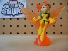 Marvel Super Hero Squad PHOENIX Green & Yellow Costume First Release Play Wear