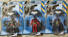 THREE (3) DC Batman The Dark Knight Rises ULTRA BLAST, BATARANG, STEALTH