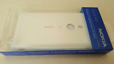 Brand New Official Nokia Lumia 925 Wireless charging cover CC-3065 WHITE