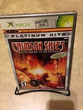 Crimson Skies High Road to Revenge NEW factory sealed Xbox