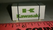 1/64 ertl custom farm toy Pallet kawasaki motorcycle skid parts dcp s scale wh