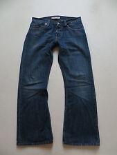 Levi's® 512 Bootcut Jeans Hose W 32 /L 30, Kult Waschung ! Dark Faded Denim ! 46