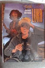 BD luka n°10 secret défense EO 2006 TBE mezzomo lapiere