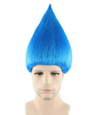 Top Quality! Troll Elf Pixie Gnome Cosplay Wig (19 Colors / Styles) Adult / Kids