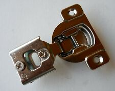 "Blum Compact 38N one piece  1/2"" Overlay Screw-On Cabinet Hinge 105 degree"