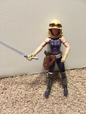 Star Wars 2007 Mara Jade Heir To The Empire Comic Pack Loose Action Figure