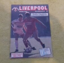 163) Liverpool v Norwich City  division one 1-11-1986