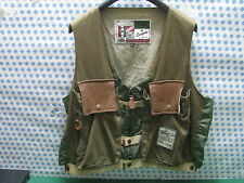 Rare Vintage CHEVIGNON  Gilet  H.M.S. Conquest Empire Explorators  Taille XL