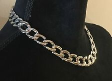 "Women's Unique Chain Style 16"" Necklace NWOT! GREAT GIFT IDEA!"