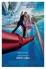 James Bond 007 - A View To A Kill movie POSTER 60x90cm NEW * Roger Moore