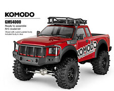 1:10 Crawler 4wd Trail GMADE 1/10 GS01 KOMODO TRUCK SCALE KIT gm54000