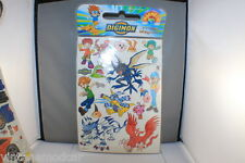 Magnetix Digimon Fridge Magnets, Digital Monsters, 16 Magnets, Ages 4+