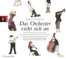 Kuskin Karla - Das Orchester zieht sich an