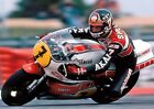 Barry Sheene Awesome Colour 7 Bend Poster
