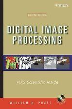 William K. PRATT 4e Digital Image Processing: PIKS Scientific Inside        V98