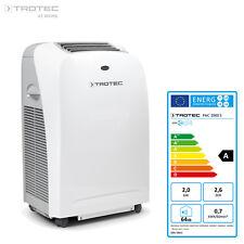 TROTEC PAC 2000 S Lokales Klimagerät Klimaanlage Monoblock 2kW EEK A