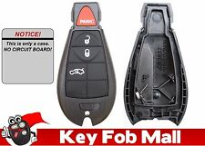 NEW Keyless Entry Key Fob Remote 4BTN CASE ONLY For a 2008 Dodge Charger