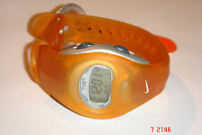 Nike Tempest III Digital Orange Sports Watch 7-802 Adult Children BOGOF RARE