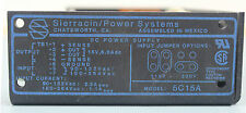 Sierracin Power Systems model 5C15A, DC power supply