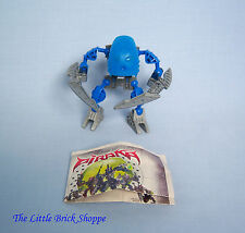 Lego Bionicle 8726 Voya Nui Matoran DALU - Complete with original instructions