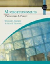 Microeconomics: Principles and Policy (Available Titles Aplia)