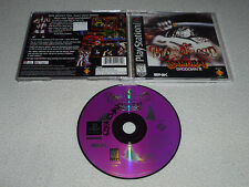 PS1 PLAYSTATION GAME SAMURAI SHODOWN III 3 BLADES OF BLOOD COMPLETE W MANUAL SNK