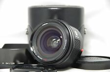 Minolta AF 24mm f/2.8 Wide Angle Lens SN13302742 For Sony A Mount *Excellent++*