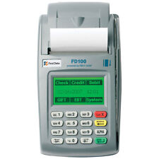 First Data FD100 IP Credit Card Machine *No Merchant Account Required*