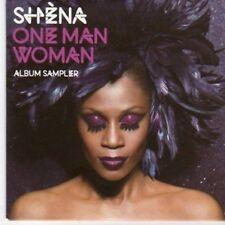 (BI784) Shena, One Man Woman sampler (5 tracks) - DJ CD