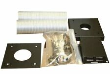 US Stove Fresh Air intake kit for Pellet/Multifuel Stoves 69FAK Air Kit NEW