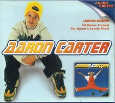 Aaron Carter - Aaron Carter (Limited Edition) 2001 Audio CD SEALED $2.99 Ship
