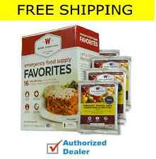 New Wise Food Company Emergency Survival Freeze Dried Food Favorites Sample