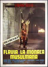 CINEMA-manifesto FLAVIA LA MONACA MUSULMANA bolkan, casares, cassinelli,MINGOZZI