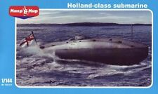 1:144 Mikro Mir #144-011  Royal Navy Holland Class Submarine