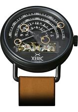 NEW Xeric Black/Tan Halograph Automatic Limited Edition