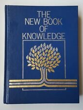 The New Book of Knowledge; 1-A; 1981; Good condition