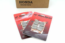 New Honda Front Brake Pad Set 2001-2016 GL1800 All Goldwing F6B Genuine OEM #w03