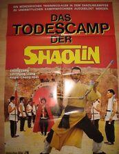 Das Todescamp der Shaolin - KINOPLAKAT A1 - Chang Lung