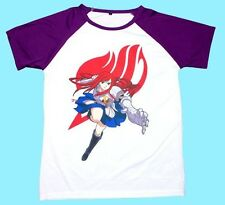 T-Shirt Fairy Tail Taille L