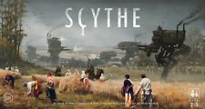 Stonemaier Games: Scythe + Invaders From Afar game bundle (New)