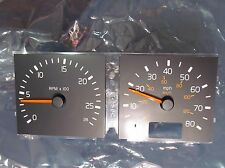 NEW VOLVO 3985703 RPM/ SPEEDOMETER/ TACHOMETER/ MPH ASSEMBLY COMMERCIAL TRUCK