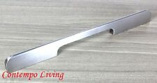 """10"""" Solid Kitchen Cabinet Bar Pull Handle With Stainless Steel Brushed Finish"""