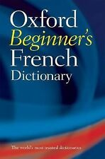 Oxford Beginner's French Dictionary, , New Book