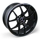 """4x Benz SLS AMG Styling 19"""" 5x112 Staggered Alloy Sport Rims Wheels Mags"""